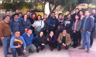 Para web Capacitación docentes  Monte Patria, Puentes Educativos