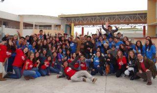 Para web Winter Camp Escuela Cardenal José María Caro Coquimbo 1